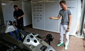 Rosberg: 'Bring back ground-effect aerodynamics in F1!'