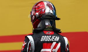 Bad luck piles on Grosjean, but he'll be back says Steiner