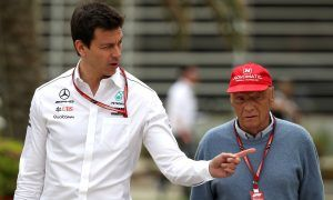 Wolff provides reassurances on Mercedes' future