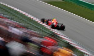Verstappen stays on top ahead of Raikkonen and Ricciardo