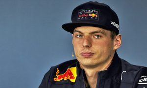 Verstappen: I might headbutt anyone who keeps asking me to change!