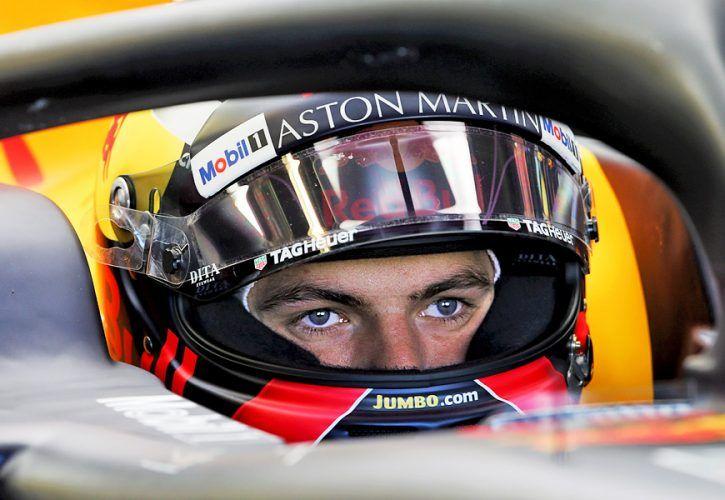 Max Verstappen (NLD) Red Bull Racing RB14