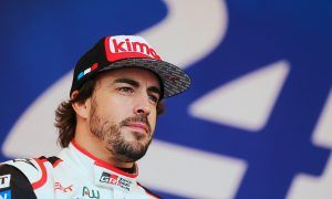 Alonso completes first official practice laps at Le Mans