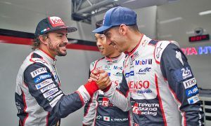 Alonso's #8 Toyota seals Le Mans pole