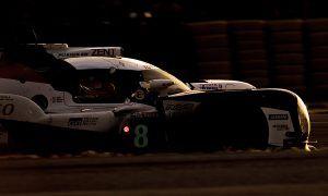 Toyota dominates the night as Nakajima puts #8 ahead