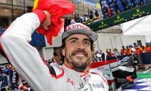 Alonso hails 'an amazing result' at Le Mans