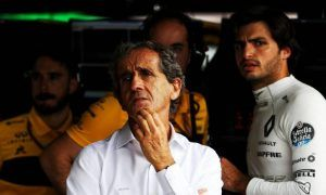 Prost sad to see French drivers at each other's throat