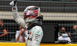 Hamilton happy with pole despite 'so-so' qualifying