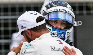 Lost practice time left Bottas 'playing catch-up'