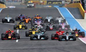Formula 1 publishes 21-race draft calendar for 2019