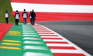 Austrian GP: Thursday's build up in pictures