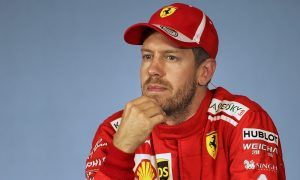 Vettel handed three-place grid penalty for blocking!