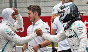 Hamilton not expecting much overtaking on Sunday