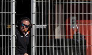 McLaren's Brown: 'I know we're under pressure'
