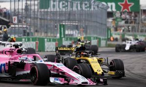 Perez 'surprised' by stewards' clearing of Sainz responsibility