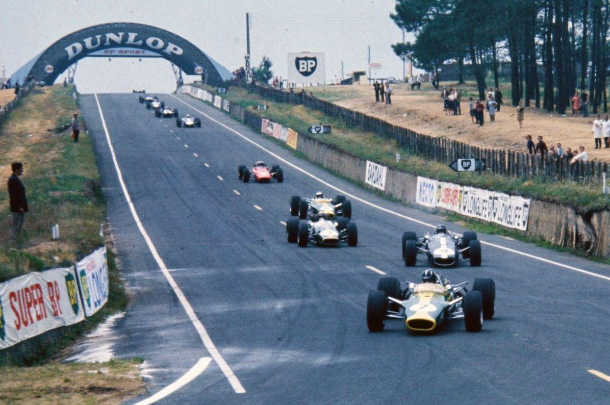 Slikovni rezultat za le mans f1 1967