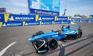 Buemi on pole again for season finale New York City ePrix