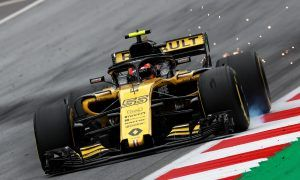 Renault and Sainz also caught out by tyre blistering in Austria