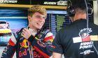 Dan Ticktum, Red Bull juunior