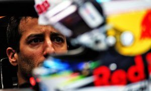 Ricciardo reveals the one event in F1 that 'affected' him personally