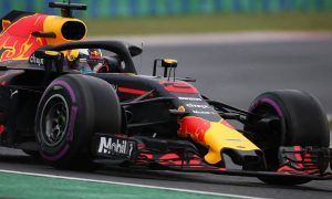 'Bad luck' rather than poor strategy leaves Ricciardo P12