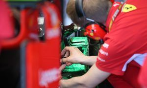 Tech F1i - A clean floor for Ferrari at Silverstone