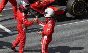 Ecclestone: 'Take an example from Ferrari's sportsmanship'