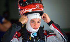Haas retains hot-head Ferruci in its junior programme