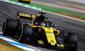 Flawless drive gives Hulkenberg best ever result with Renault
