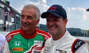 Spa revives Patrese and Barrichello's competitive juices