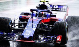 Top-ten starter Gasly praises Toro Rosso crew for 'great calls'