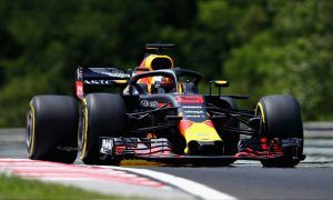 Red Bull's Ricciardo leads the way in FP1 in Hungary