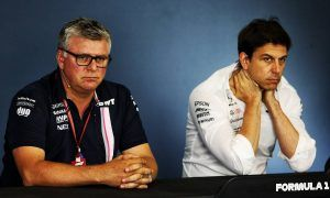 Wolff keeping close tabs on Force India situation