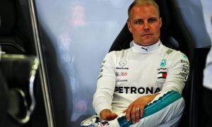 Bottas gets 'precautionary' engine change at Mercedes