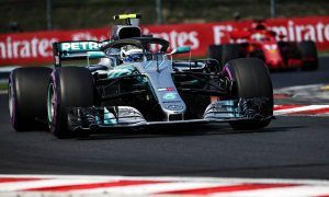 'Frustrated' Bottas far too committed in Hungary - Palmer