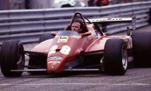 Triumph before tragedy for Didier Pironi