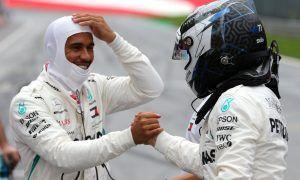 Lauda confirms Hamilton and Bottas line-up for 2019