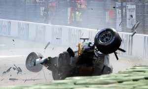 Gallery: Spills and thrills at Hockenheim over the years