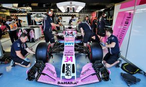 Latifi set for more Force India outings