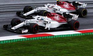 Sauber aims to be 'best of the rest' in 2019