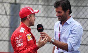 Vettel vulnerable to meltdowns when pressured - Webber
