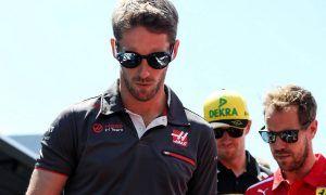 Steiner admits frustration over 'accident-prone' Grosjean