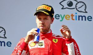 'Positive day' for Vettel, but 'could have been better'