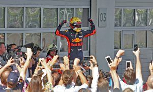 Verstappen: Fourth GP win 'couldn't have come at a better place'