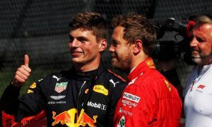 Verstappen: 'Vettel crash could have happened to anyone'