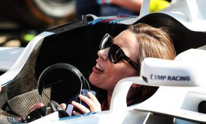 Claire Williams committed to see team survive 'for many, many years'