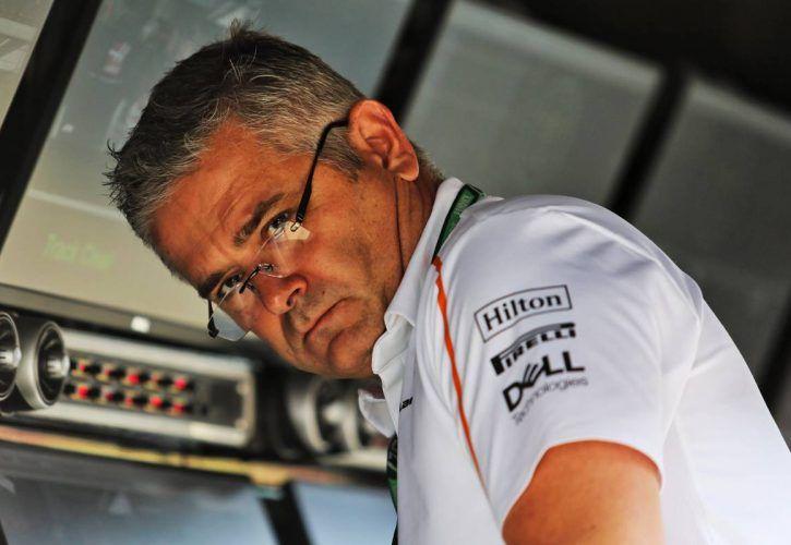 Gil de Ferran (BRA) McLaren Sporting Director.