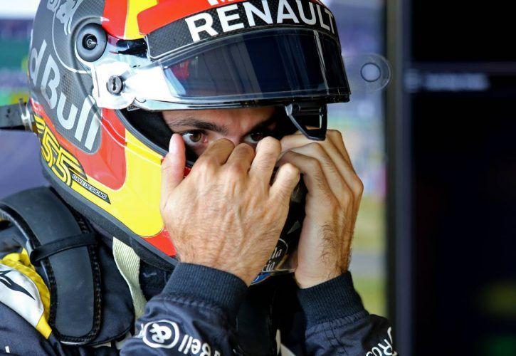 Carlos Sainz Jr (ESP) Renault F1 Team 06.07.2018.
