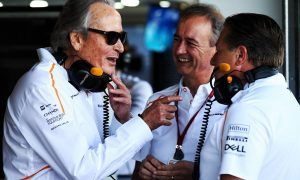 McLaren rubbishes 'misleading' report on Mansour Ojjeh