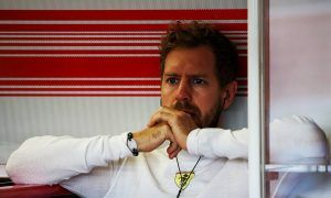 'F1 doesn't define me as a person' says Vettel